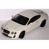 BENTLEY Continental Supersports, 2011, white