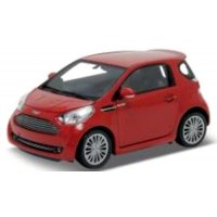 ASTON MARTIN Cygnet, 2010, red
