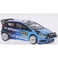 FORD Fiesta RS WRC Rally MonteCarlo'16 #5, M.Ostberg / J.Andersson