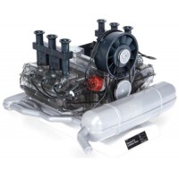 PORSCHE Flat-Six Boxer Engine (Kit)