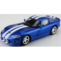 DODGE Viper GTS, 1996, met.blue/white stripes (limited 1000)