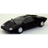 LAMBORGHINI Countach LP 400, black