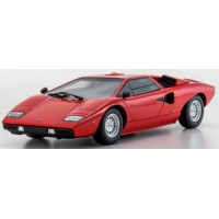 LAMBORGHINI Countach LP 400, red