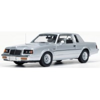 BUICK Grand National, 1986, silver