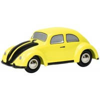 VOLKSWAGEN Beetle, yellow/black (limited 1000)