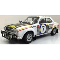 FORD Escort RS 1600 Mk1 Rally Safari'72 #7, winner