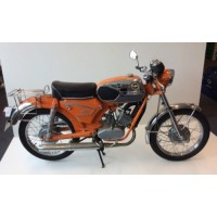 ZÜNDAPP WC, 1971, orange