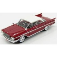 DESOTO Adventurer Hardtop 4-door, 1960, winter berry red/met.white