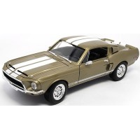 SHELBY GT500 KR, 1968, gold