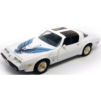 PONTIAC Firebird Trans Am, 1979, white
