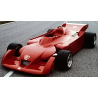 ALFA ROMEO 177 Test Car, 1978 (including display case)