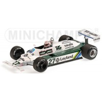 WILLIAMS Ford FW07B, 1980, Champion A. Jones