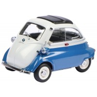 BMW Isetta Export, blue/grey (limited 1000)