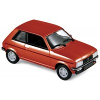 PEUGEOT 104 ZS, 1979, corail red