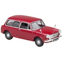 AUSTIN 1300 Estate 1963 rouge