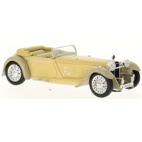 DAIMLER Double Six 50 Cpnvertible, 1931, beige/brown