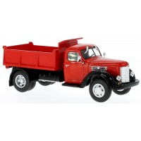 INTERNATIONAL Harvester KB 7, 1948, red/black
