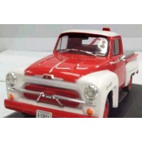 CHEVROLET 3100 Tow truck, 1956, red/white
