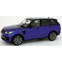 RANGE ROVER Sport SVR, estoril blue