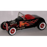 FORD Hot Rod, 1929, black/red