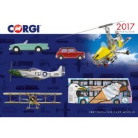 CATALOGUE CORGI 2017-1