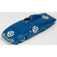 PANHARD X 88 LeMans'54 #59, 17th Cotton / Beaulieux