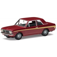 FORD Cortina Mk2 Twin Cam (Lotus), red