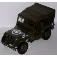 WILLYS Jeep Army (US), 1945, army green