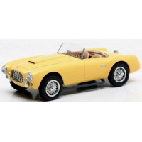 SIATA 208S Motto Spider, 1953, yellow