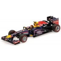 INFINITI RED BULL RACING Renault RB9 GP Brazil'13 , M.Webber (limited 1008)