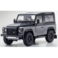 LAND ROVER Defender 90 Final Edition, 2016, met.grey