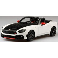 ABARTH 124 Spider Turini, 1975, white (limited 999)