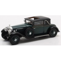 HISPANO SUIZA H6B PW Coupé (#11608), green/black