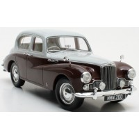 SUNBEAM Supreme Mk3, 1954, white/maroon
