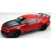 CHEVROLET ZL1 1LE Camaro Henessey HPE850, red (limited 500)