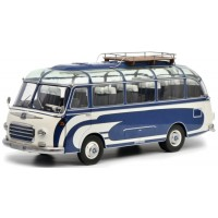 SETRA S6, blue/white (limited 750)