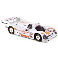 PORSCHE 962 C Supercup'87 #17, winner HJ.Stuck