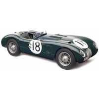 JAGUAR C-type 24h LeMans'53 #18, winner T.Rolt / D.Hamilton (limited 1500)