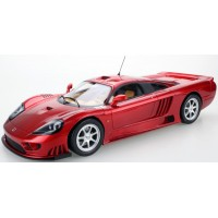 SALEEN S7 Twin Turbo, lizstick red (limited 250)