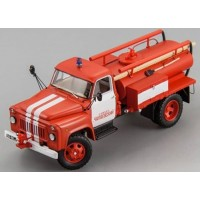 ATSU-10 (52) Fire Engine, 1975