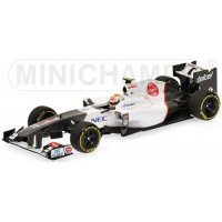 SAUBER F1 Team Showcar'12 #15, S.Perez (limited 504)