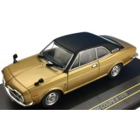 HONDA 1300 Coupé, 1970, gold/black