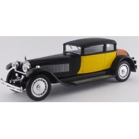 BUGATTI 41 Royale Weymann, 1929, black/yellow