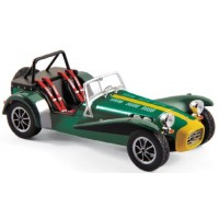 CATERHAM Super Seven, 1979, green/yellow