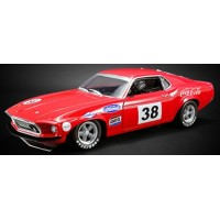 FORD Mustang BOSS 302 Trans Am #38, 1st victory A.Moffat (limited 1250)
