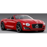 BENTLEY EXP 12 Speed 6e, st.james red