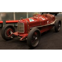 ALFA ROMEO P2, 1925, red