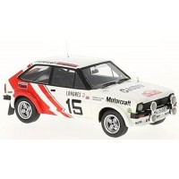 FORD Fiesta 1600 Gr. 2 Rally MonteCarlo'79 #15