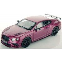 BENTLEY Continental Supersports, 2017, magenta