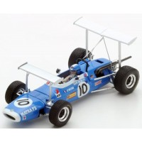 MATRA MS7 F2 GP Pau'69 #10, 2nd JP.Beltoise (limited 300)